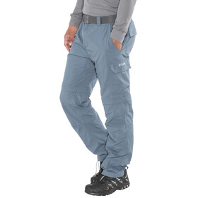 "Columbia Silver Ridge II - Pantalon long Homme - ""34 bleu"